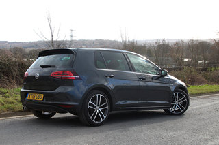 volkswagen golf gtd review image 4