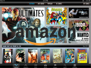 Amazon buys digital comics platform ComiXology - will make it a subsidiary