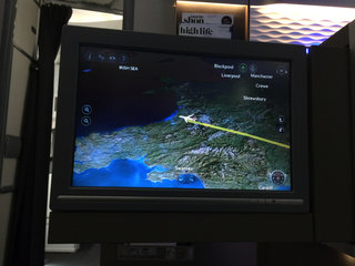 hands on british airways dreamliner in flight entertainment system review image 15