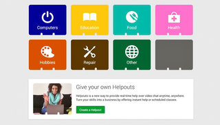 Google's Helpouts expertise service is now available for iPhone