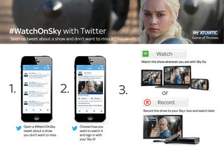 new watchonsky means anyone can watch or record a show straight from twitter image 2