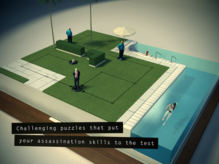 hitman go hits itunes app store for ipad and iphone image 2