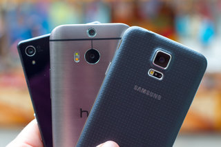 Background defocus: HTC One M8 vs Samsung Galaxy S5 vs Sony Xperia Z2 vs Google Camera app