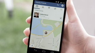 Facebook's Nearby Friends feature in US lets you find and track friends on a map and vice versa