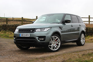 range rover sport review 2014  image 2