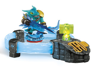 skylanders trap team preview in game characters can finally enter the real world image 13