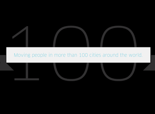 Uber 100 project celebrates ride service's Beijing launch and 100-cities milestone