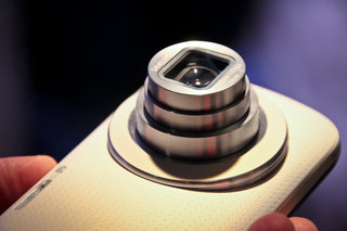 Hands-on: Samsung Galaxy K Zoom review