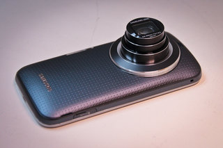 Samsung Galaxy K Zoom begins new product line: 10x optical zoom, 20.7MP and Hexa core processor