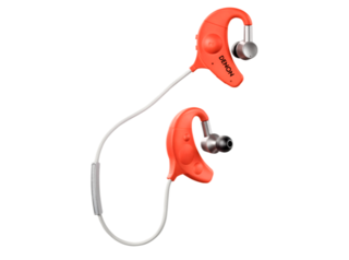 Denon AH-W150 Exercise Freak headphones now available in UK with orange finish