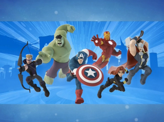 Disney Infinity 2.0: Marvel Super Heroes to launch in autumn with new figure collection