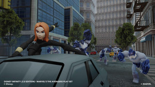 disney infinity 2 0 marvel super heroes to launch in autumn with new figure collection image 2