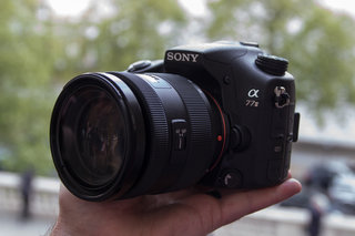 Sony a77 II pictures and hands-on