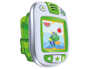 LeapFrog LeapBand is an activity band for kids with virtual pet capabilities