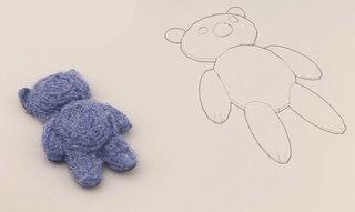 Disney 3D printed teddy bears are coming