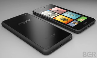 Amazon's first 3D smartphone revealed in new leaked render