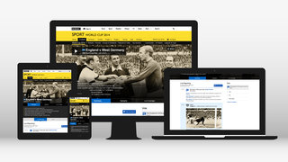 bbc sport will let you relive 1966 world cup glory re imagined for the digital age image 2