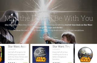 May the Fourth be with you: Google Play Store launches Star Wars Day sale