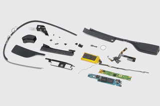 Google Glass components cost less than $80, Google charges $1500