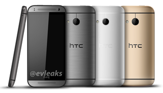HTC One mini 2 looks the part but lacks Duo Camera