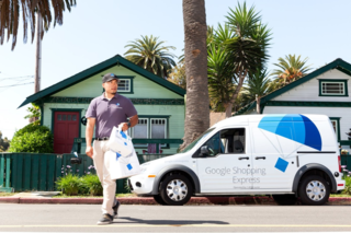 Google Shopping Express takes on Amazon same-day delivery, with LA and Manhattan launches