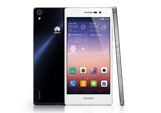 Huawei Ascend P7 goes large with 5-inch display and 8MP selfie camera