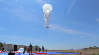 Google Project Loon wants to lease internet balloons to wireless carriers