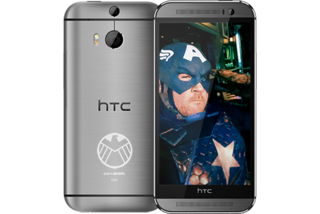 Official Captain America S.H.I.E.L.D. HTC One (M8) smartphones given away in selfie comp