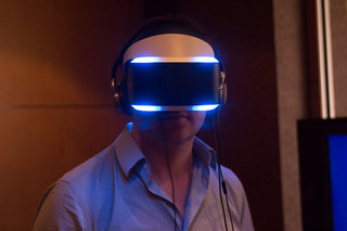 Hands-on: Sony PlayStation VR review: We dive into the deep with Sony's Project Morpheus