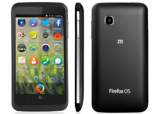 ZTE Open C Firefox OS phone available exclusively through eBay before general release