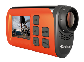 Rollei S-30 rugged actioncam with Wi-Fi and 1080p video launches in UK