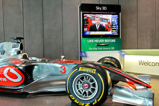 Virgin Media to get Sky F1 HD channel at last, along with Sky Sports 3 and 4 HD and more