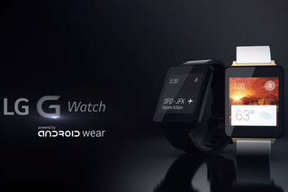 LG G Watch official video confirms waterproofing and Android Wear