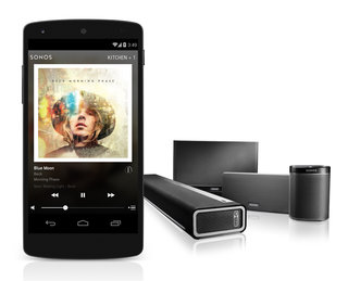 Sonos controller overhaul rolls out of beta and on to Android and iOS