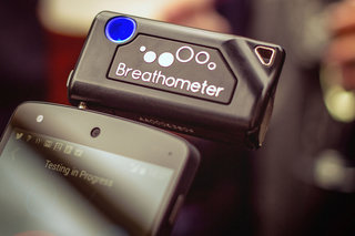 Breathometer smart breathalyser for iPhone and Android now available in the UK