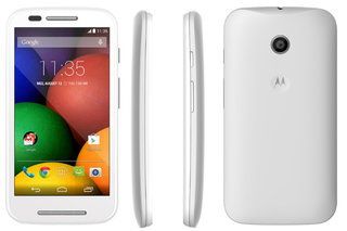 Motorola Moto E announced, tough yet affordable Android smartphone