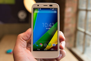 Motorola Moto G with 4G and microSD slot announced, £149