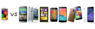 How cheap is the Moto E compared to other smartphones?