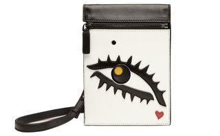Autographer teams with Brit fashion designer Lulu Guinness for a life logging handbag