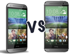 HTC One mini 2 vs HTC One (M8): What's the difference?