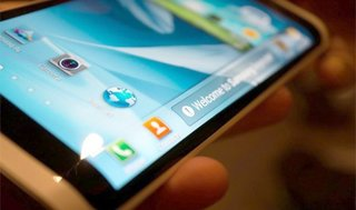 Samsung Galaxy Note 4 may have a flexible display, says Samsung executive