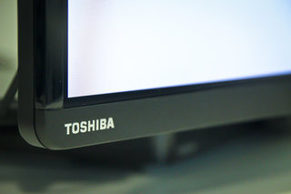 toshiba 55l7453db l7 series led tv pictures and hands on image 3