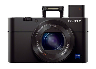 Sony Cyber-shot RX100 III adds built-in electronic viewfinder and wider-angle, faster lens to RX-line