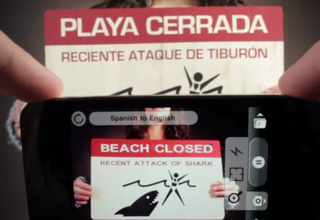 Google buys Word Lens app that uses your smartphone's camera to translate languages