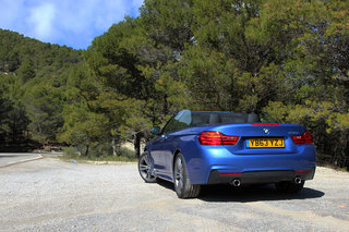 bmw 435i m sport convertible review image 7
