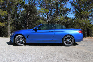 bmw 435i m sport convertible review image 8