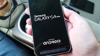 Samsung Galaxy S5 Active video leaks tough handset