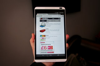 ee eagle 8 inch 4g android tablet pictures and hands on image 6