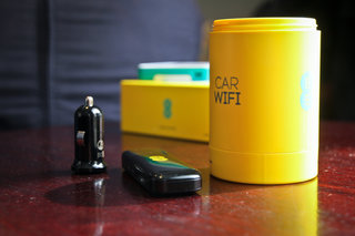 EE announces trio of own-brand 4G hotspot devices, including in-car: Buzzard, Osprey and Kite