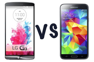 LG G3 vs Samsung Galaxy S5: What's the difference after using each for months?